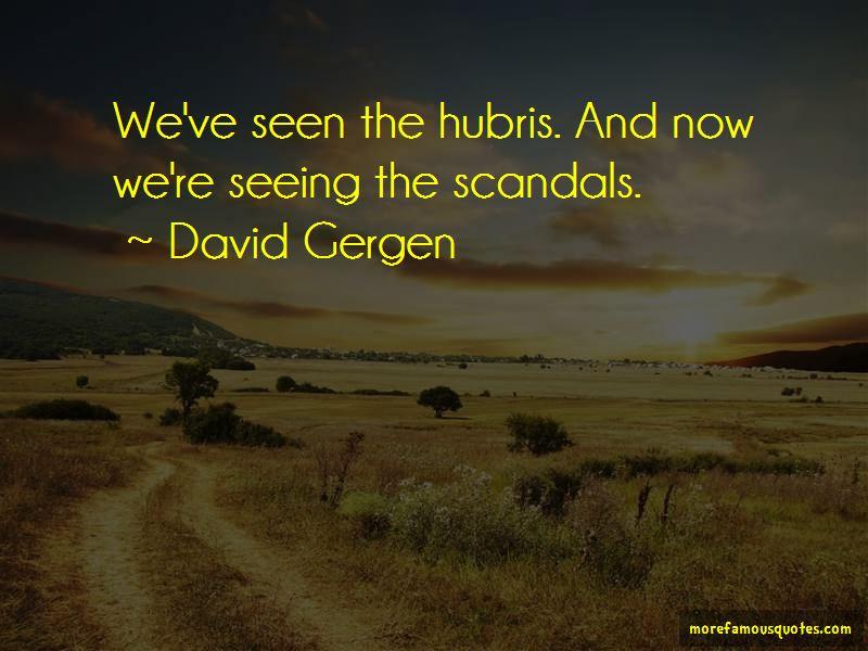David Gergen Quotes Pictures 3