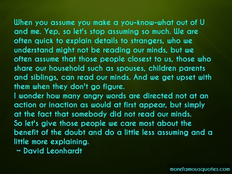 David Leonhardt Quotes Pictures 3