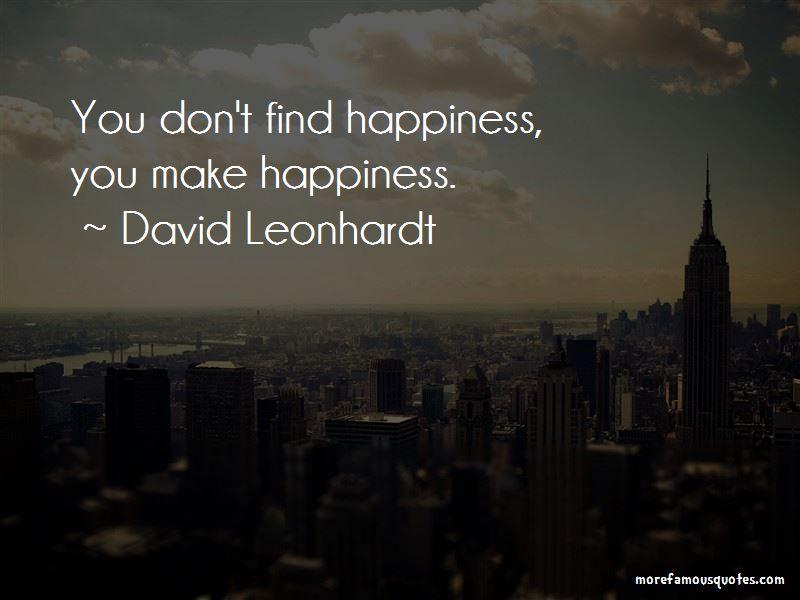 David Leonhardt Quotes Pictures 4