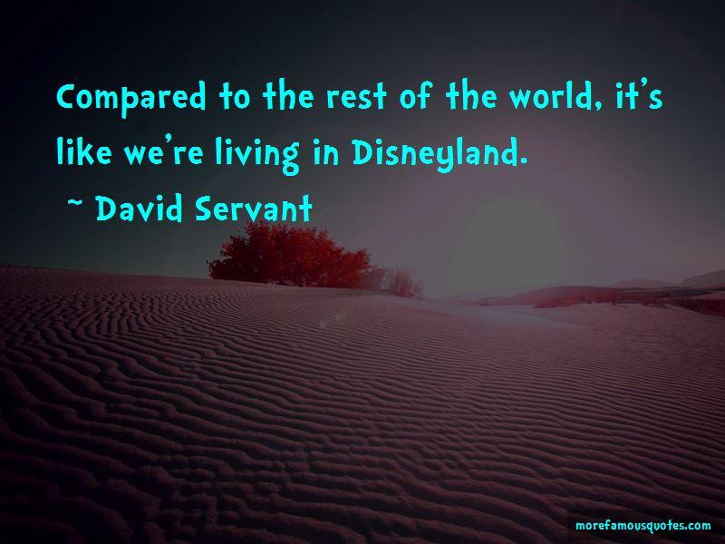 David Servant Quotes Pictures 2