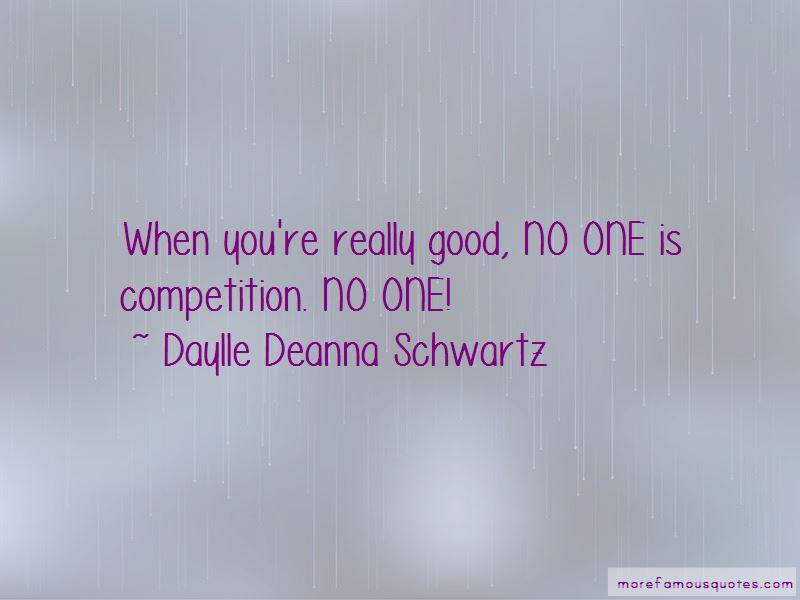 Daylle Deanna Schwartz Quotes Pictures 2