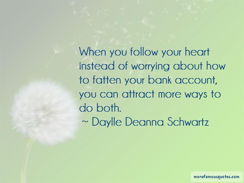 Daylle Deanna Schwartz Quotes