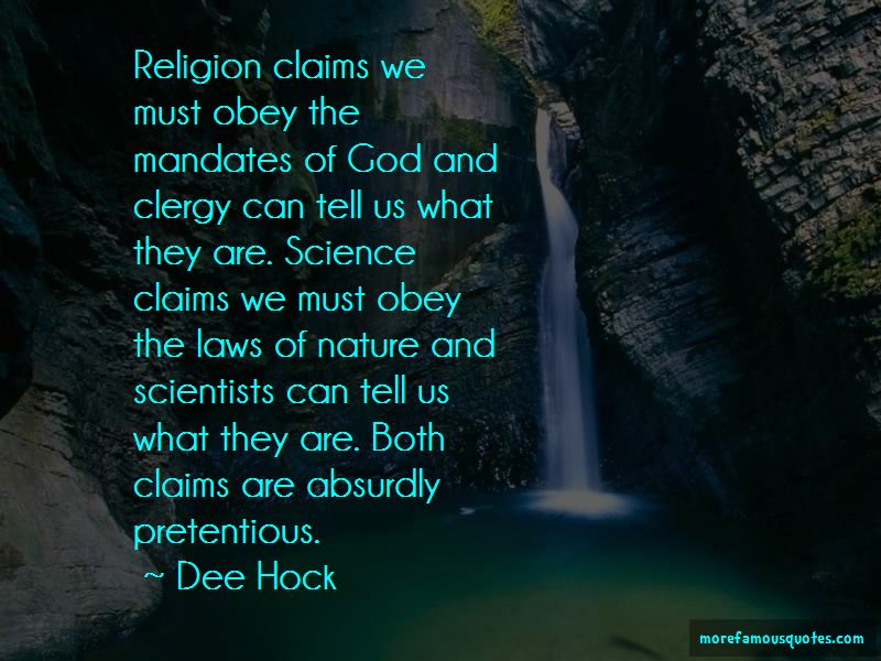 Dee Hock Quotes Pictures 2