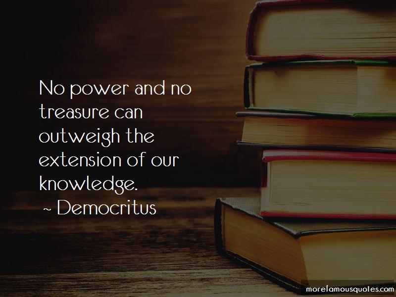 Democritus Quotes Pictures 4