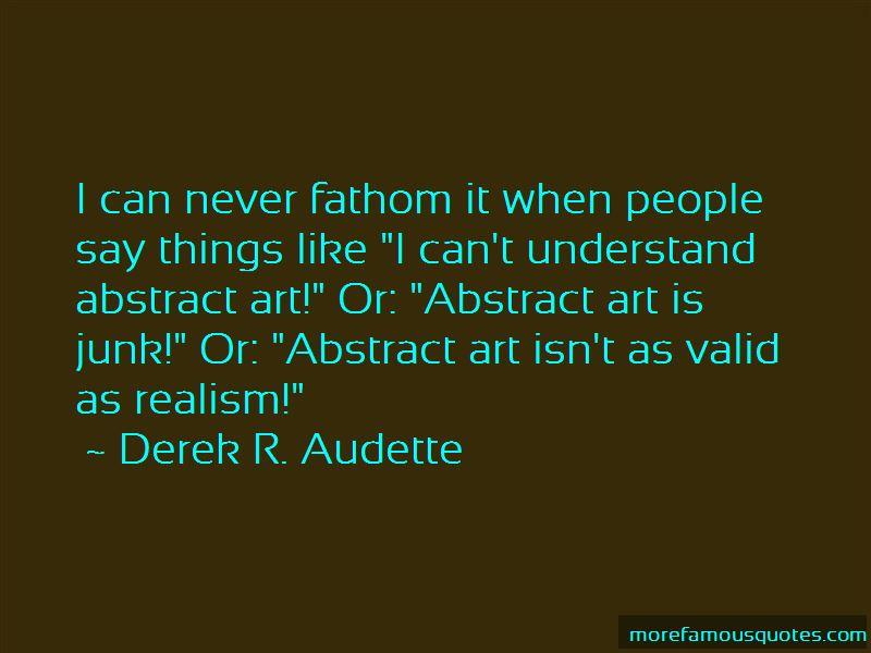 Derek R. Audette Quotes Pictures 2