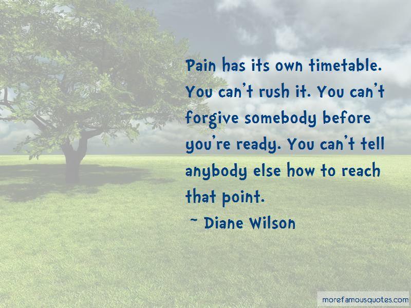 Diane Wilson Quotes Pictures 4