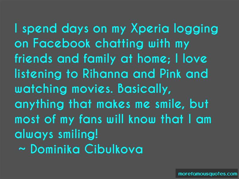 Dominika Cibulkova Quotes