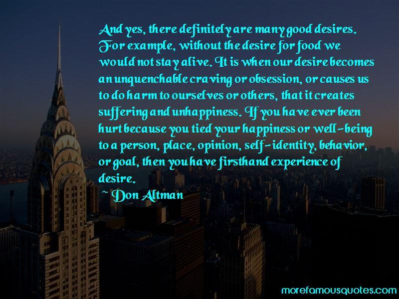 Don Altman Quotes Pictures 2