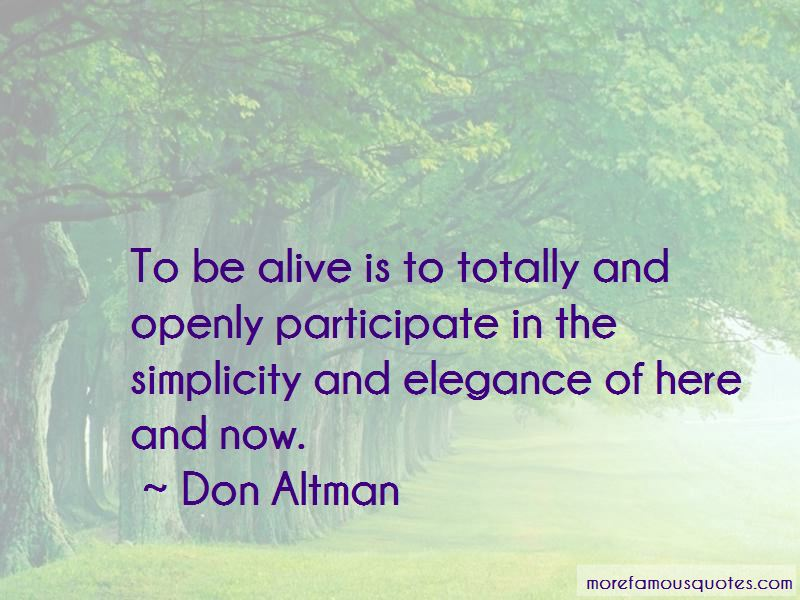 Don Altman Quotes Pictures 3