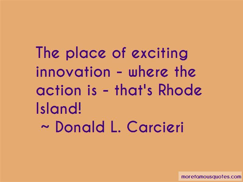 Donald L. Carcieri Quotes Pictures 3