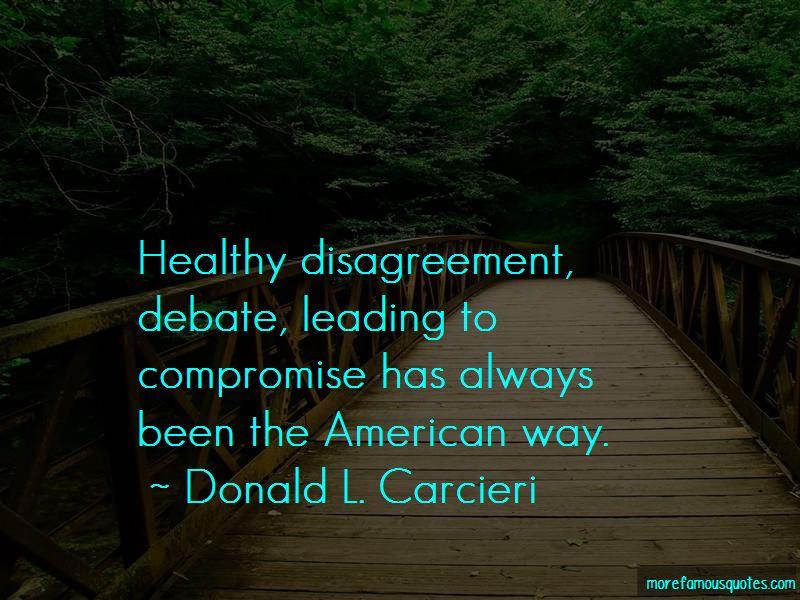 Donald L. Carcieri Quotes