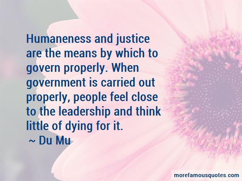 Du Mu Quotes Pictures 3