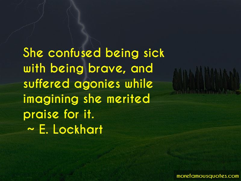 E. Lockhart Quotes Pictures 3