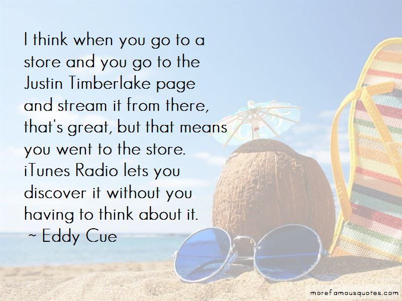 Eddy Cue Quotes Pictures 2