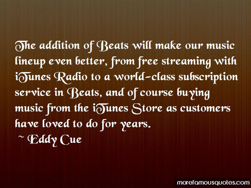 Eddy Cue Quotes Pictures 4