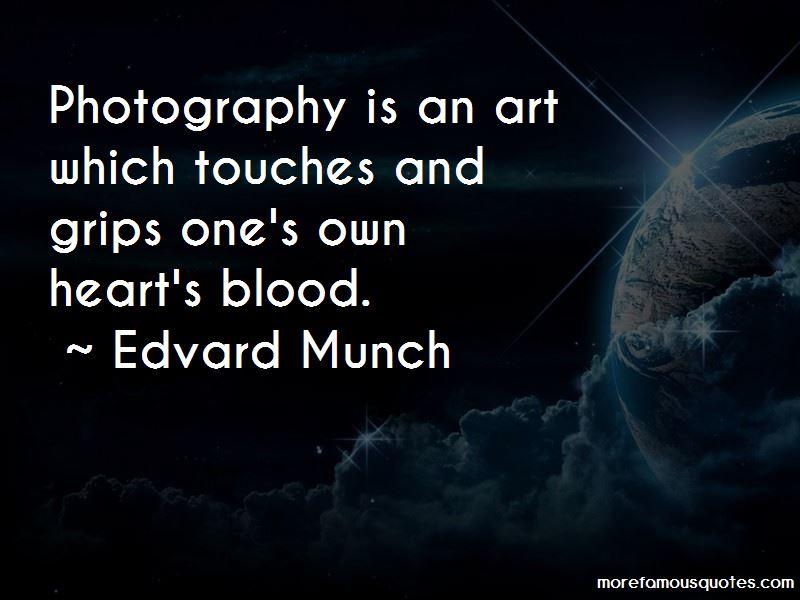 Edvard Munch Quotes