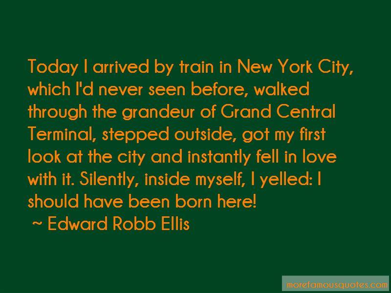 Edward Robb Ellis Quotes Pictures 2