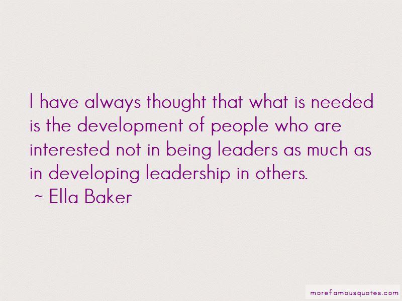 Ella Baker Quotes Pictures 2