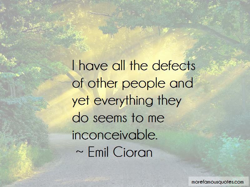 Emil Cioran Quotes Pictures 4
