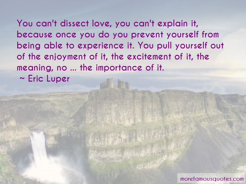 Eric Luper Quotes Pictures 2