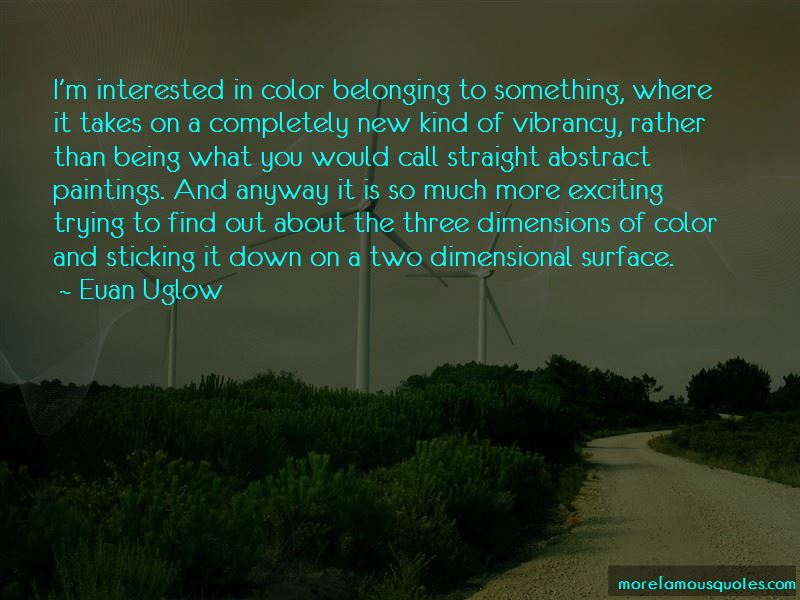 Euan Uglow Quotes Pictures 2
