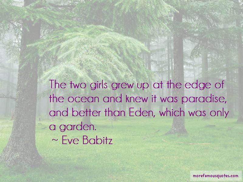 Eve Babitz Quotes Pictures 3