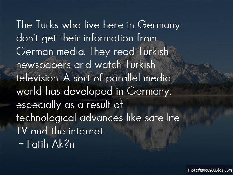 Fatih Ak?n Quotes