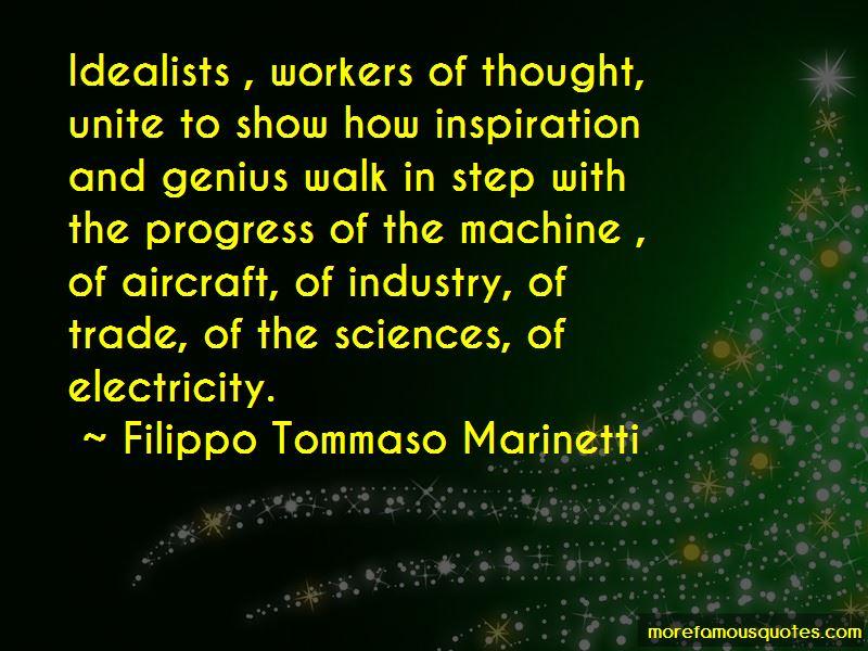 Filippo Tommaso Marinetti Quotes Pictures 3