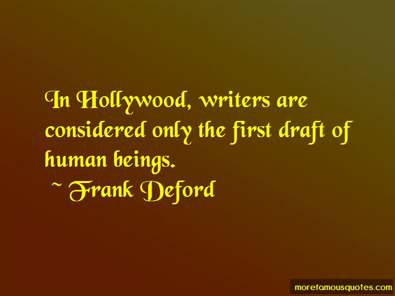 Frank Deford Quotes Pictures 3