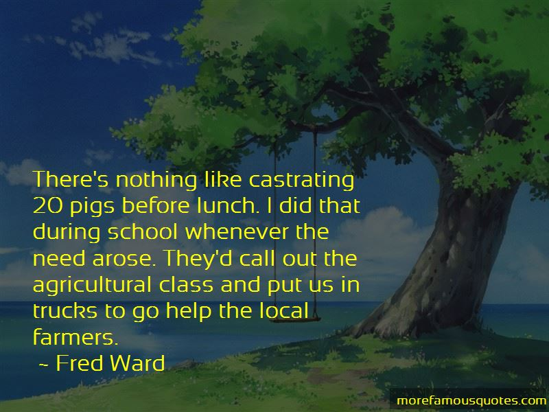 Fred Ward Quotes Pictures 2
