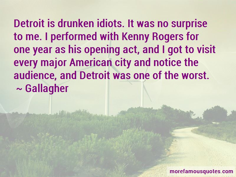 Gallagher Quotes Pictures 3