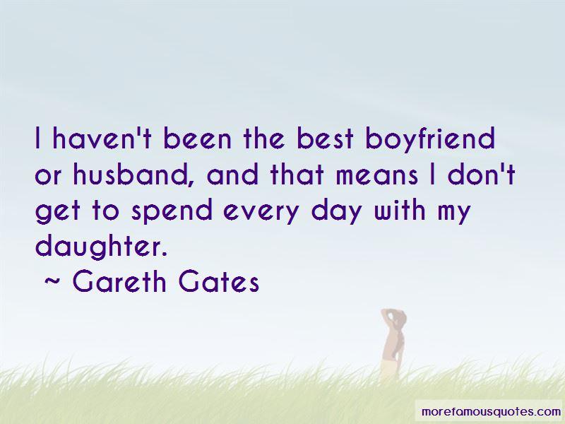 Gareth Gates Quotes Pictures 2