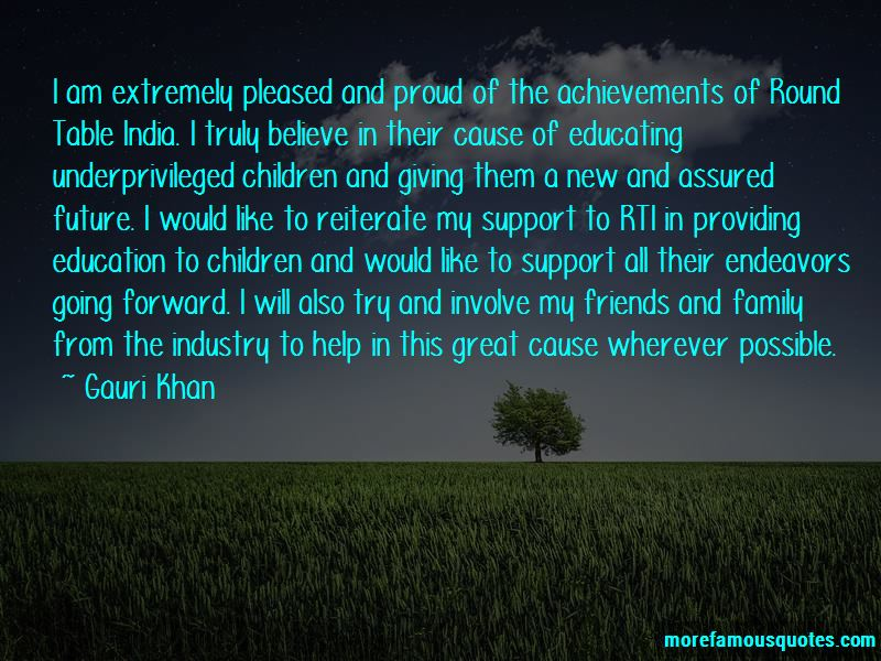 Gauri Khan Quotes