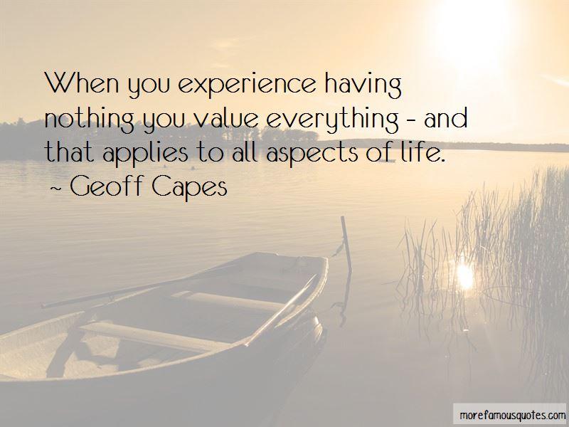 Geoff Capes Quotes