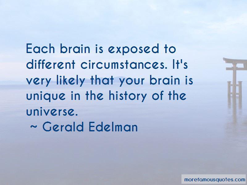 Gerald Edelman Quotes Pictures 3