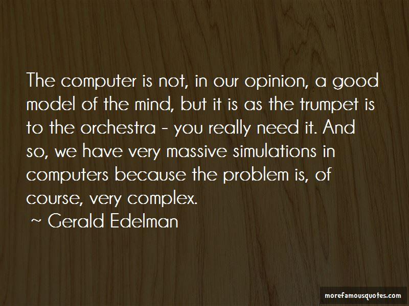 Gerald Edelman Quotes Pictures 4