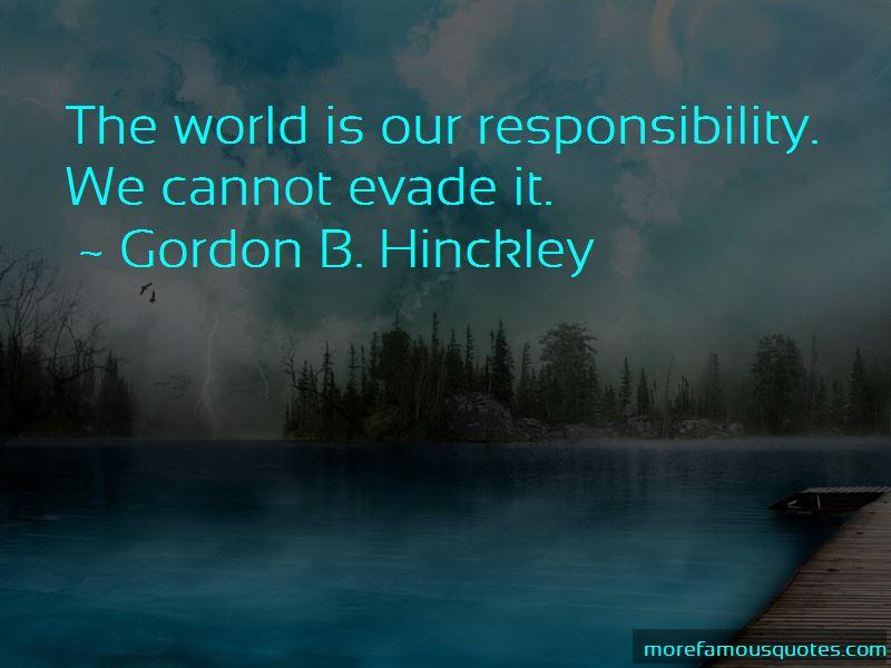 Gordon B. Hinckley Quotes Pictures 4