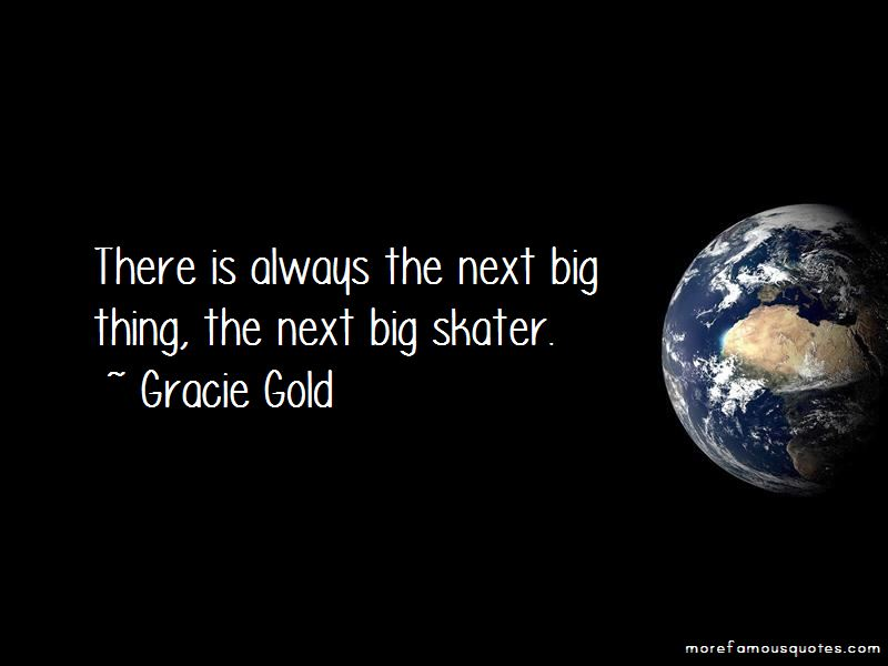 Gracie Gold Quotes Pictures 2