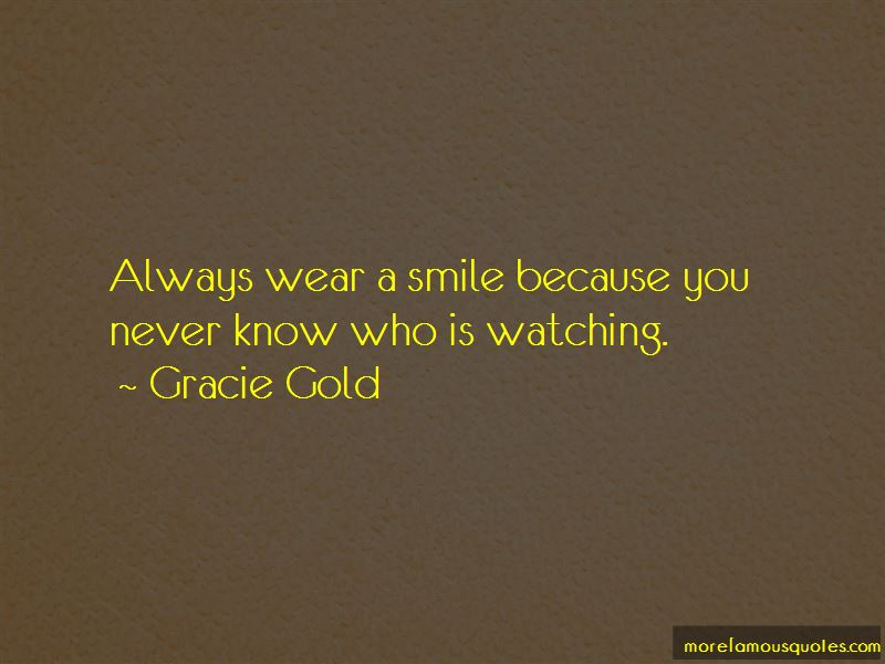Gracie Gold Quotes Pictures 3
