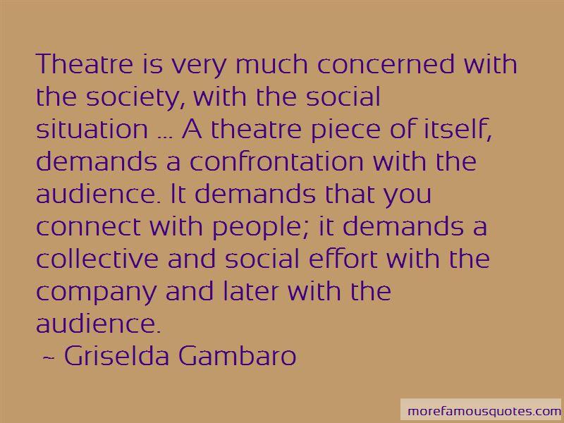 Griselda Gambaro Quotes