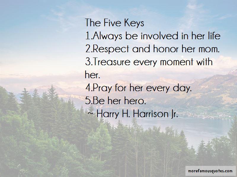 Harry H. Harrison Jr. Quotes Pictures 4