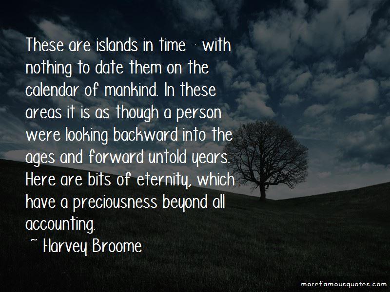 Harvey Broome Quotes