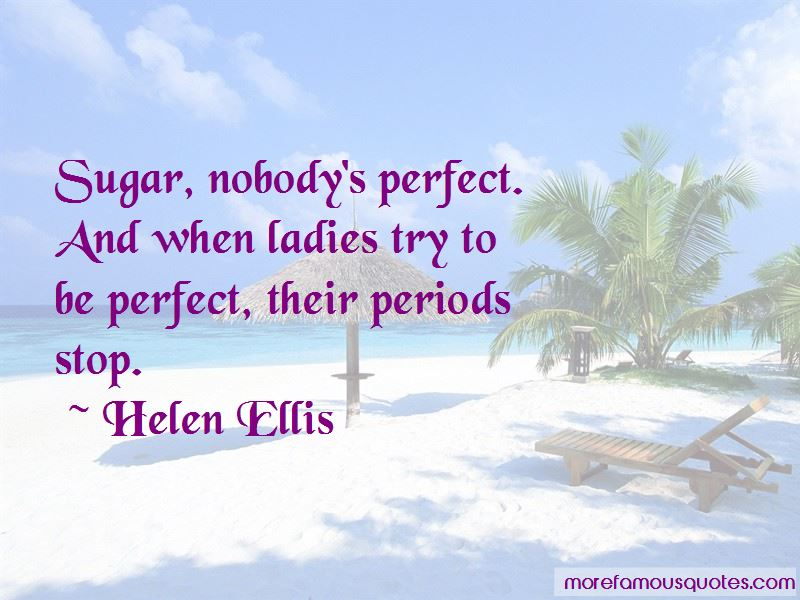 Helen Ellis Quotes