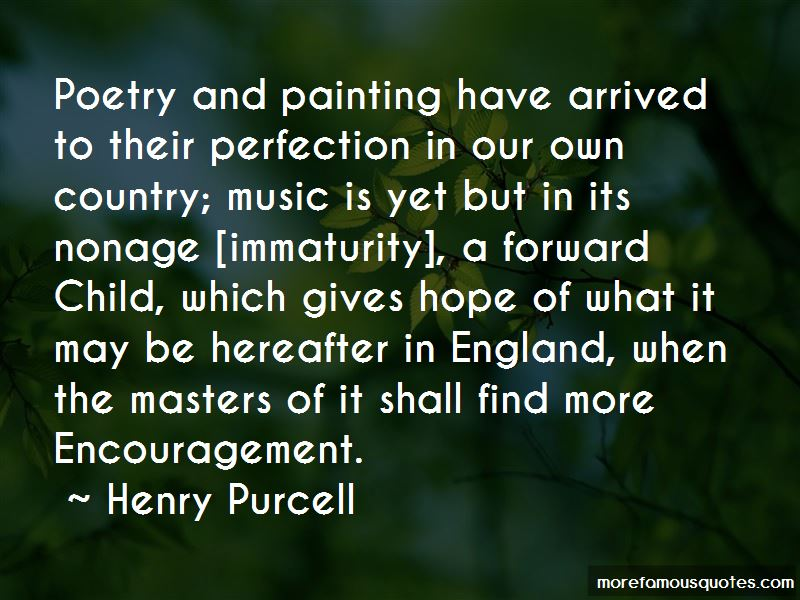 Henry Purcell Quotes