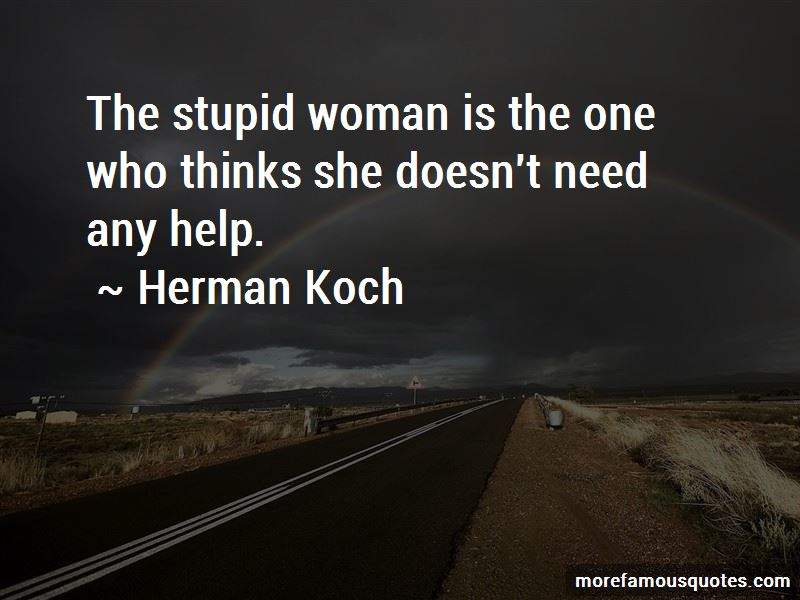 Herman Koch Quotes Pictures 3