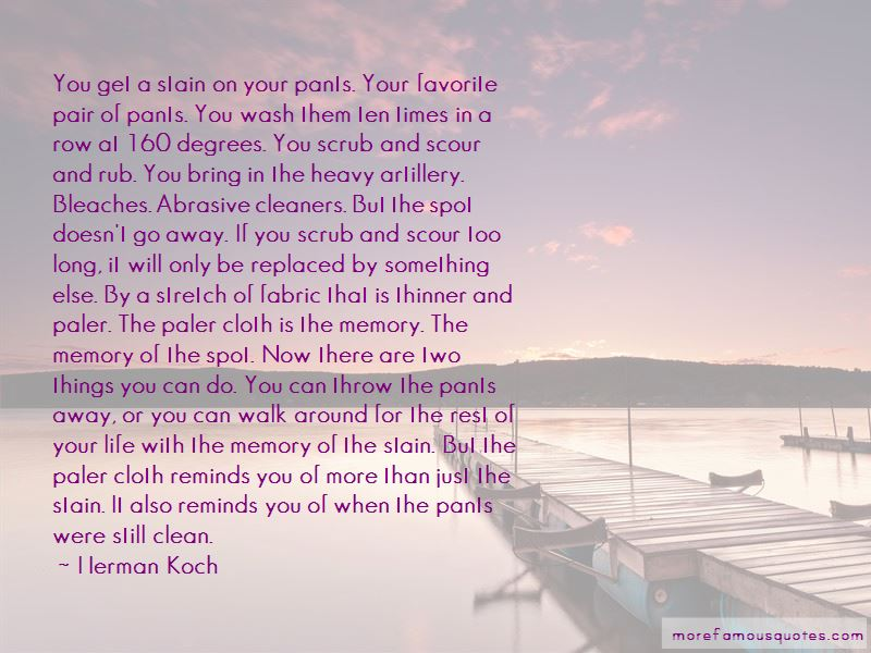 Herman Koch Quotes Pictures 4