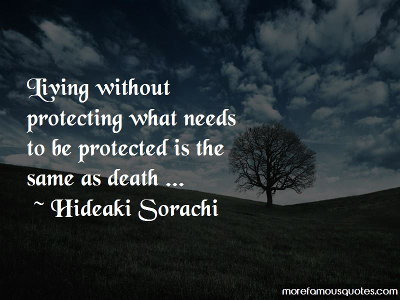 Hideaki Sorachi Quotes Pictures 4