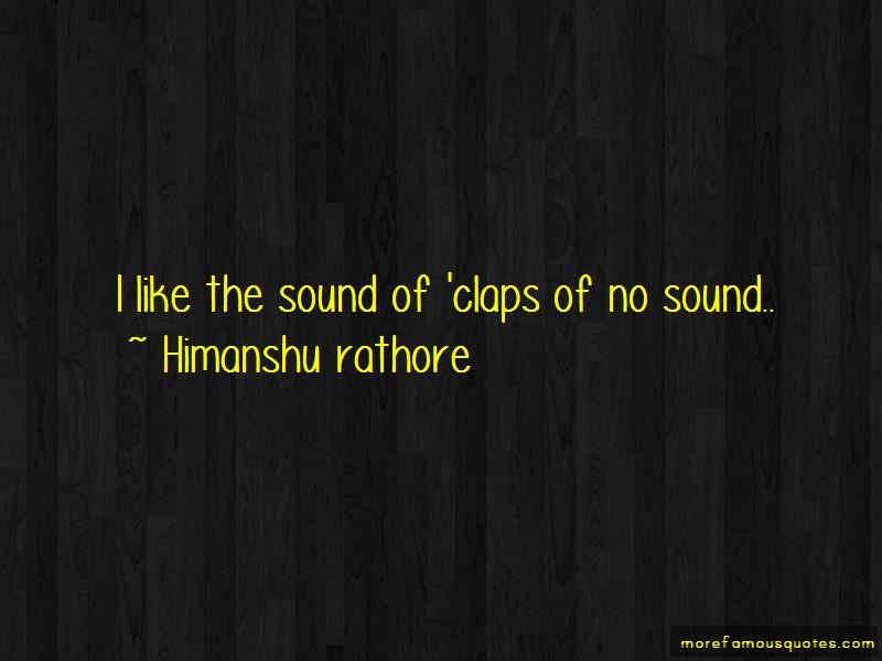 Himanshu Rathore Quotes