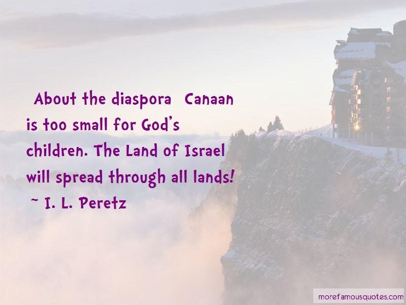 I. L. Peretz Quotes Pictures 3