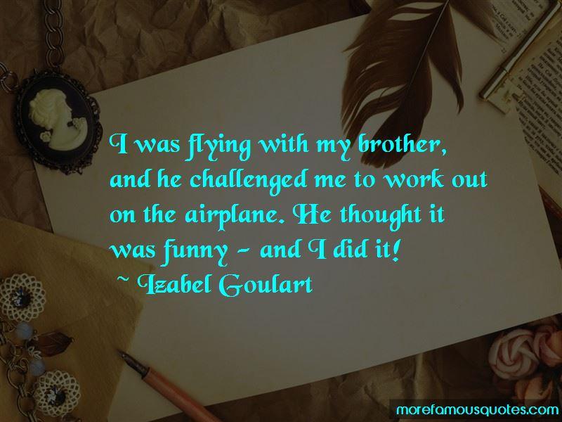Izabel Goulart Quotes Pictures 2